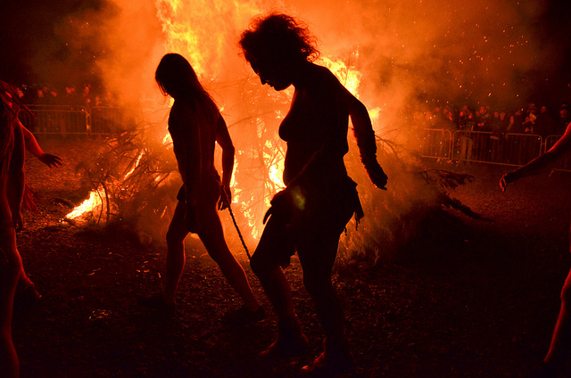 Beltane 2012 by Raini Scott