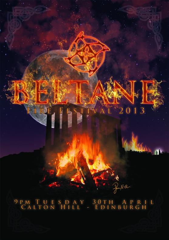 Beltane 2013 by Paul McDowell