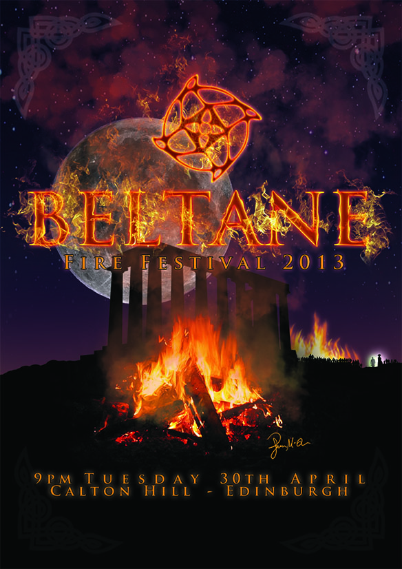 Beltane 2013 by Paul McDowell