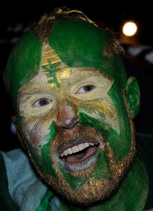 Green Man 2013