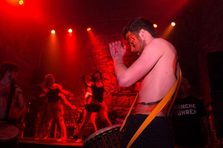 Drum Club by Daniel Rannoch 03