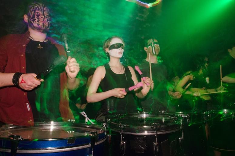 Drum Club by Maciej/MacDor Photography