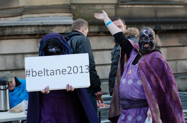 Beltane 2013 by Daniel Rannoch