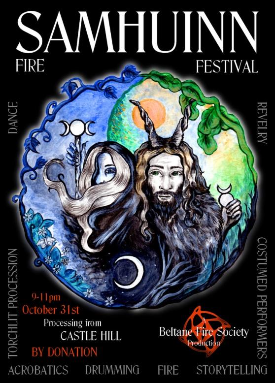 Samhuinn 2011 Poster
