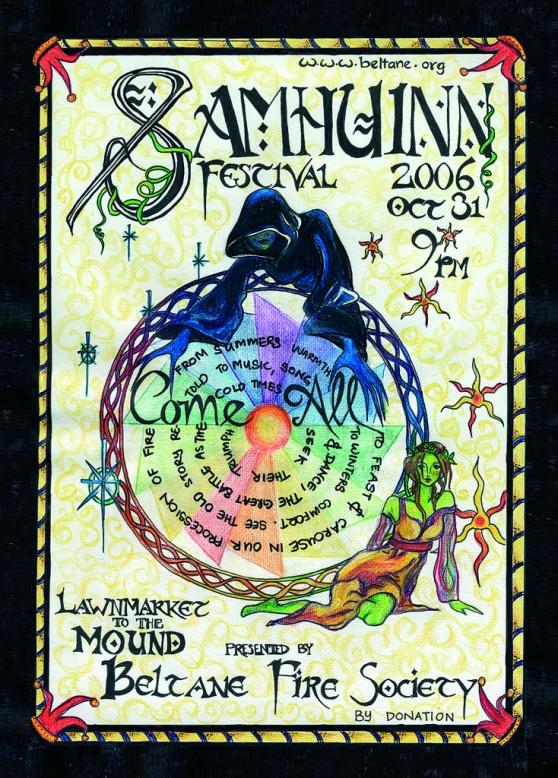 Samhuinn 2006 Poster