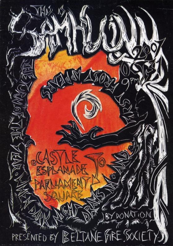Samhuinn 2007 Poster