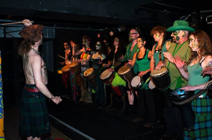 Drum Club by Heidi Korkala 01