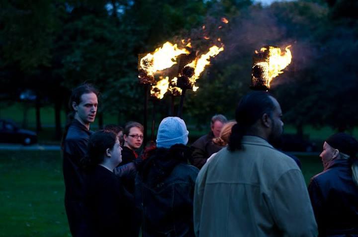 Richard Winpenny Fire Practice 01