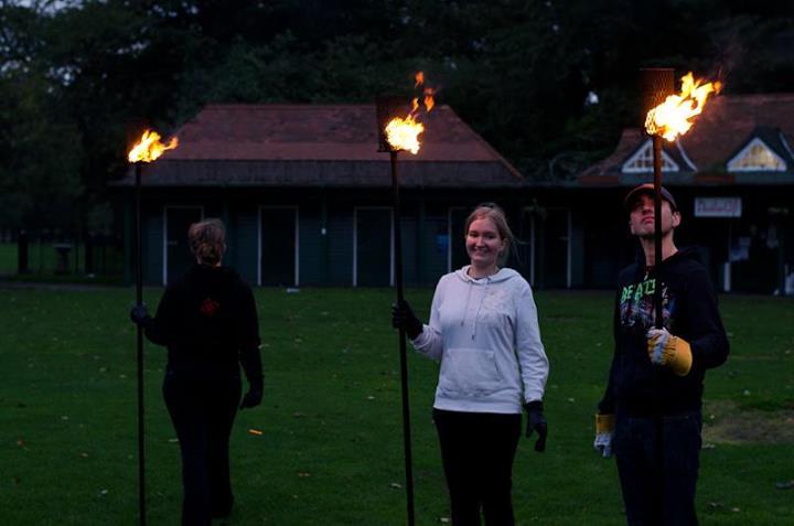 Richard Winpenny Fire Practice 02