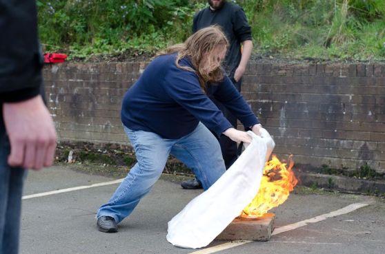 Stewards Fire Safety by Richard Winpenny 01