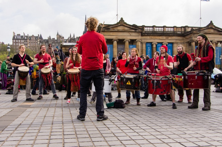 Beltane 2014 Busk by Mark Taylor 01