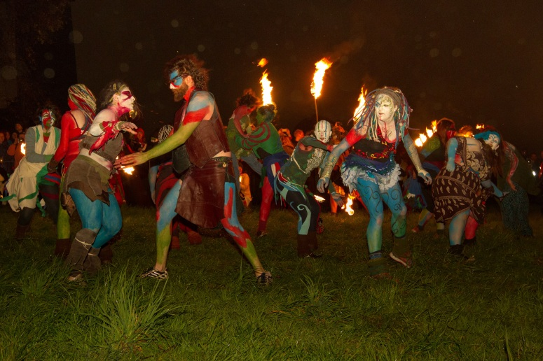 Cambium Force at Beltane 2014 by Stephen Yu