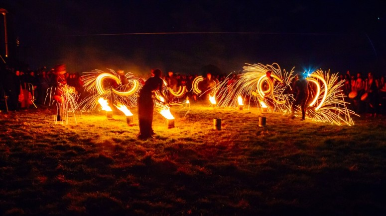 Beltane 2015 by Martin McCarthy
