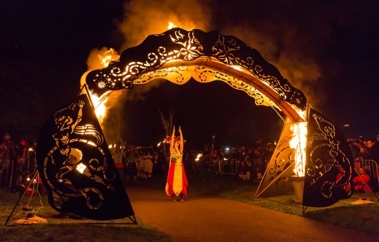 Beltane 2015 by Neil Barton