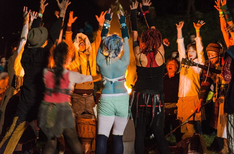 Photo of Beltane 2015 by Gyorgy Papp