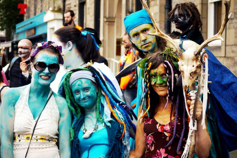 Edinburgh Festival Carnival, 19th July 2015