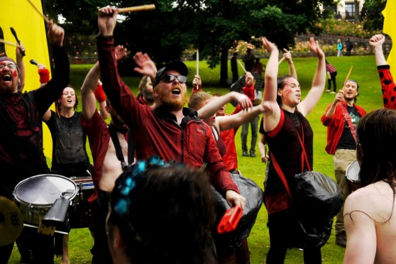 Edinburgh Festival Carnival, 19th July 2015