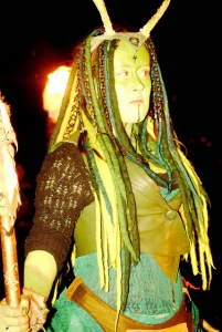Jessica at Beltane 2015 by Bleu Hope