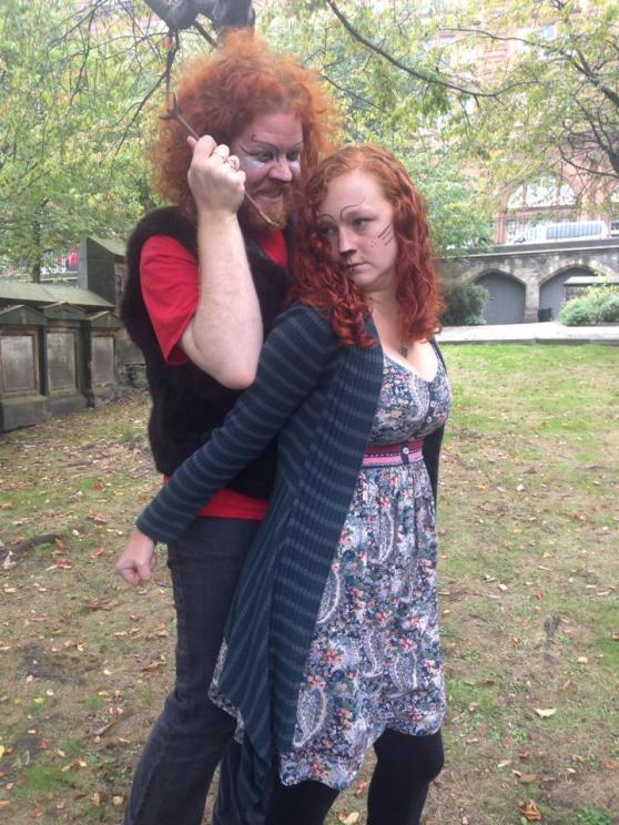 When Catsi met Edinburgh