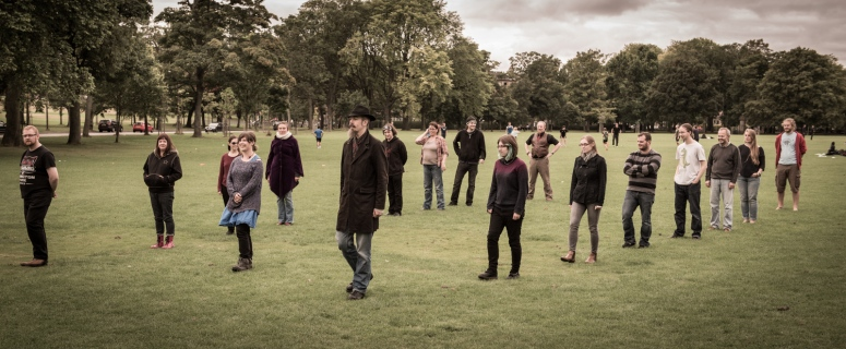 Stewards on the Meadows by Dan Mosley