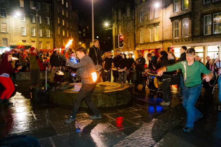 BFS at the Grassmarket's Christmas
