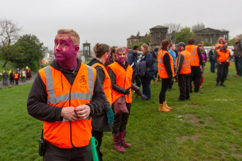 Beltane 2014 Stewards by Stephen Yu