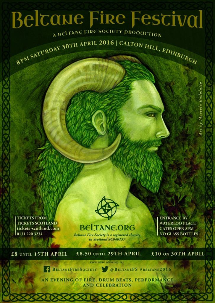 Beltane 2016 Poster