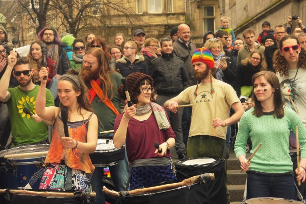 Beltane 2016 Busk by Bleu Hope
