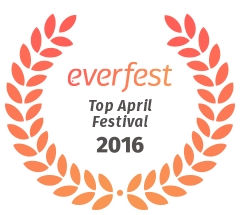 Everfest Top April Festival 2016