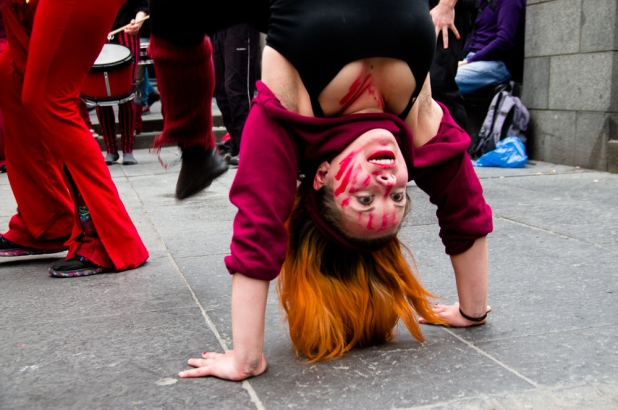 Beltane 2016 Busk by Laura Wallace