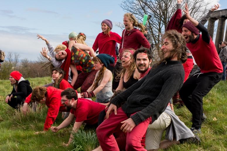 Full Cast Walkthrough Rehearsal #1 by Pascal van der Meiden