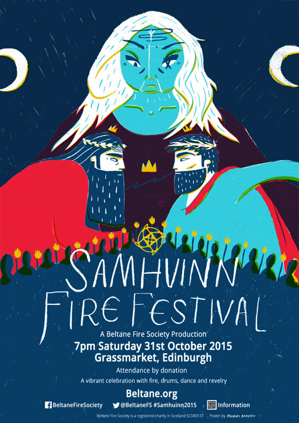 Samhuinn 2015 Poster
