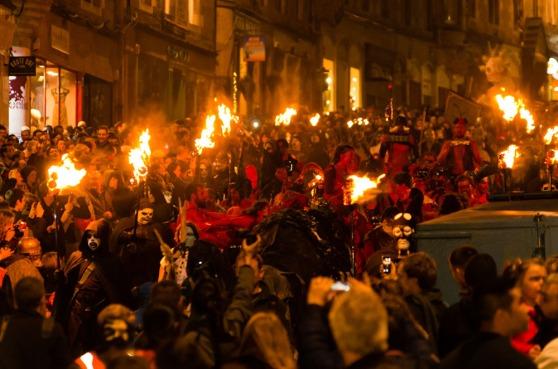 Samhuinn 2014 Procession