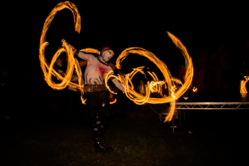 Fire poi... | Copyright Laura Wallace for BFS. All rights reserved.