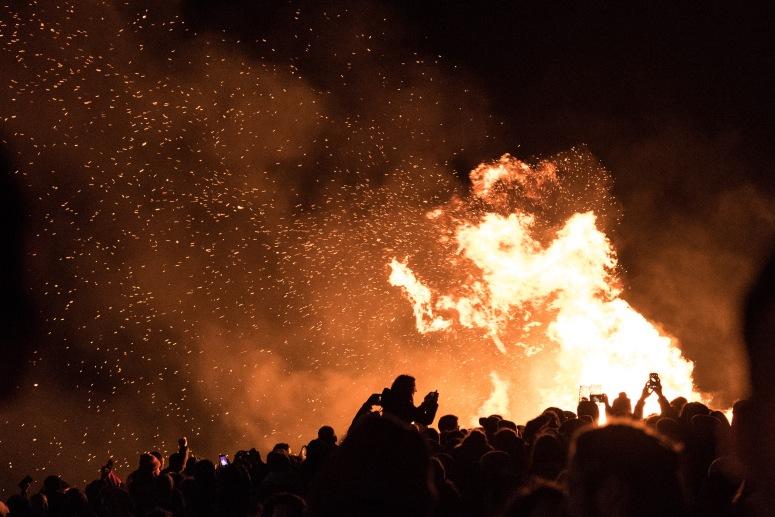 Copyright Aurélie Bellacicco for Beltane Fire Society.