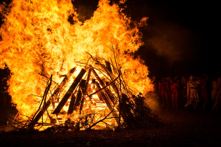 Copyright James Armandary for Beltane Fire Society.