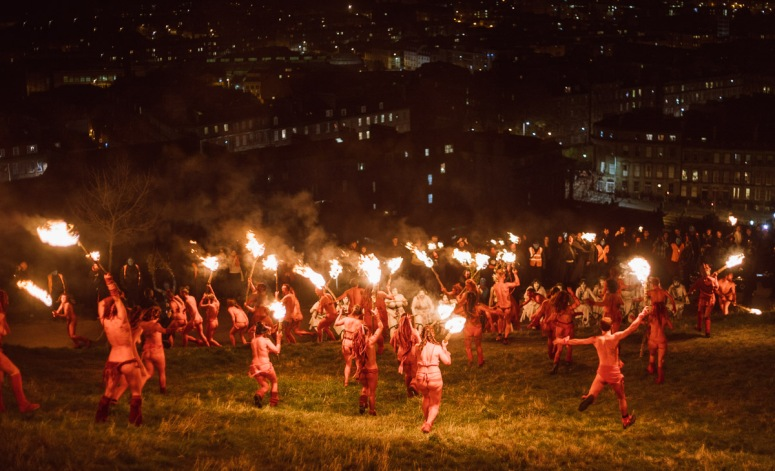 Copyright Martin McCarthy for Beltane Fire Society.
