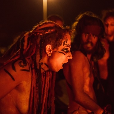 Beasties at Beltane Fire Festival 2017 | Copyright Martin McCarthy for Beltane Fire Society.