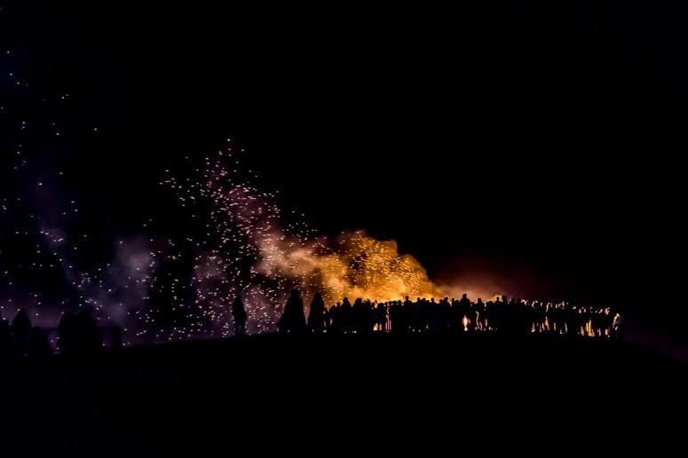 Copyright Vince Graham for Beltane Fire Society.