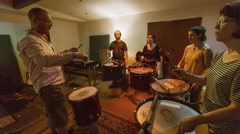 Martin McCarthy 201709242049013 Winter Drummers