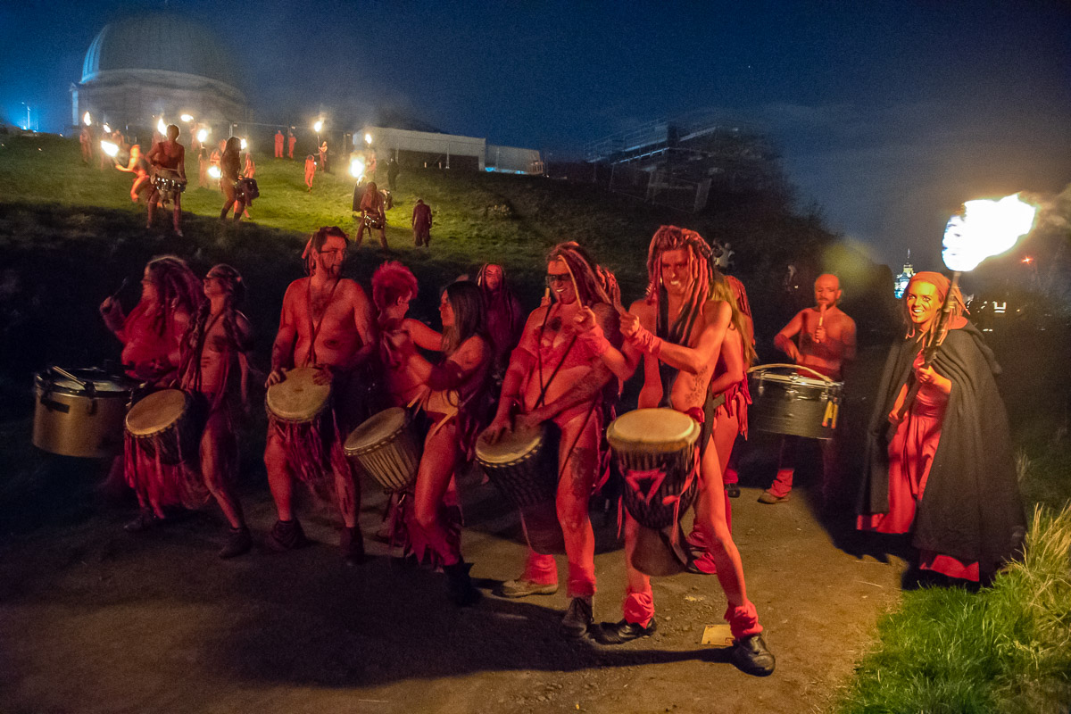 Fourth Beltane Fire Festival photo album
