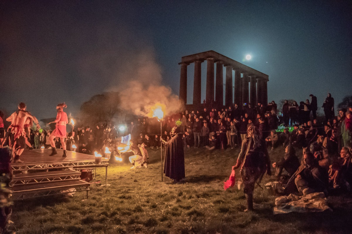 Beltane Fire Festival 2019 – Beltane Fire Society