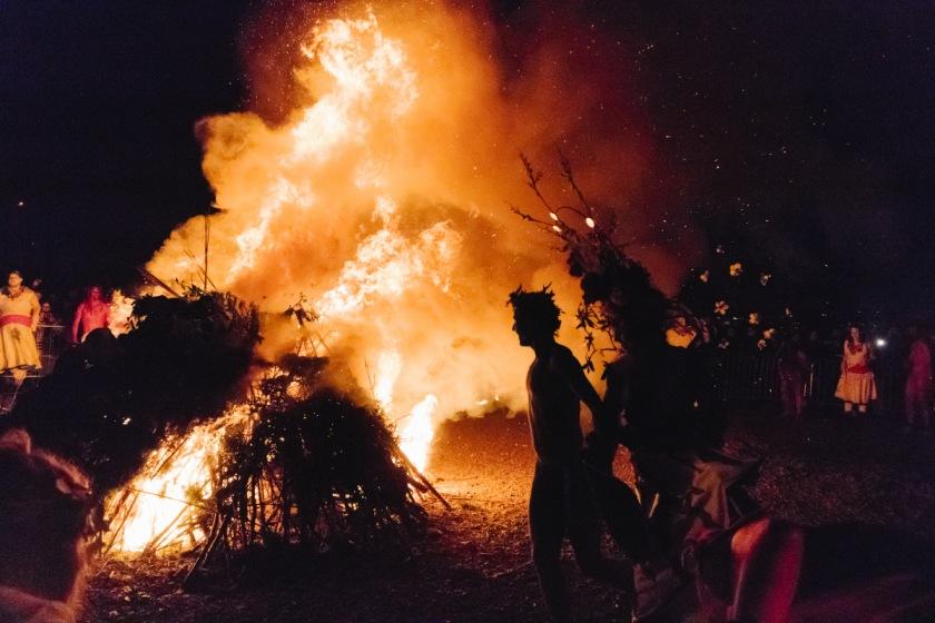 About Beltane Fire Festival – Beltane Fire Society