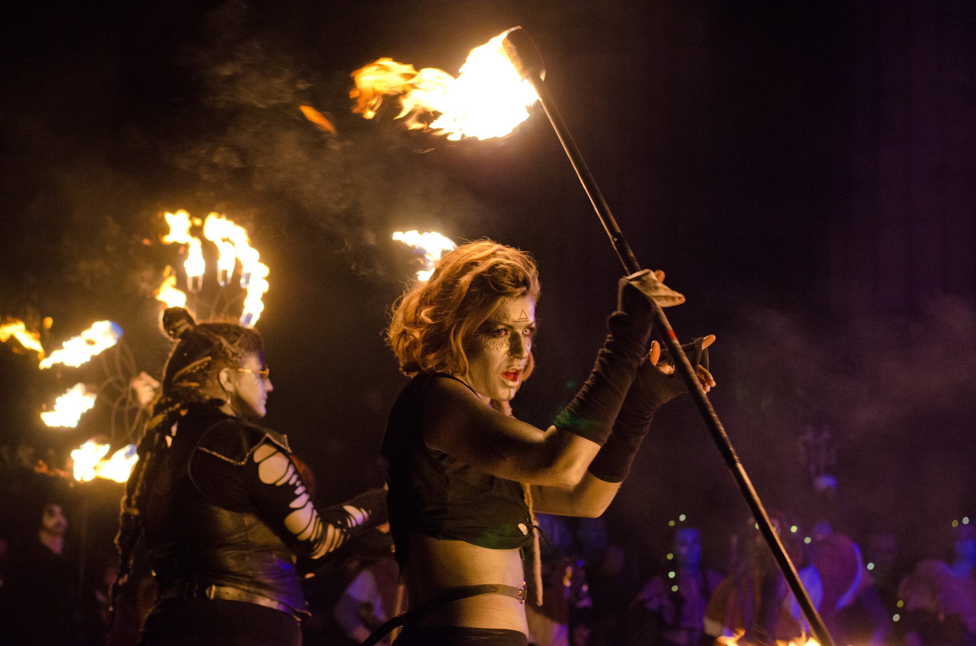 In pictures: a third look back at Samhuinn Fire Festival