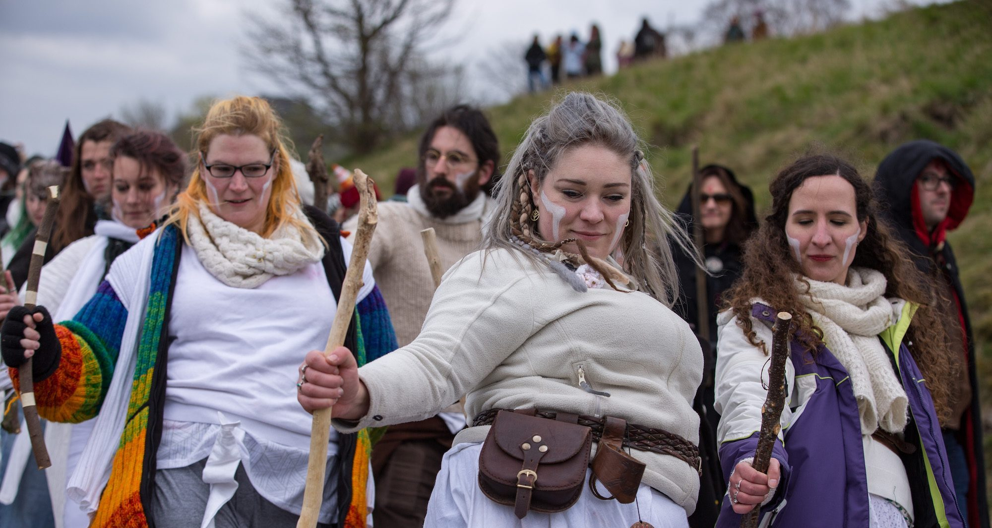 Help us forge this year's Beltane story as a group organiser